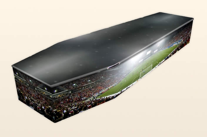 Sporting Picture Coffins