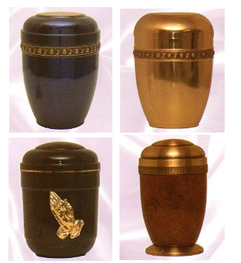 Traditional Metal Urns