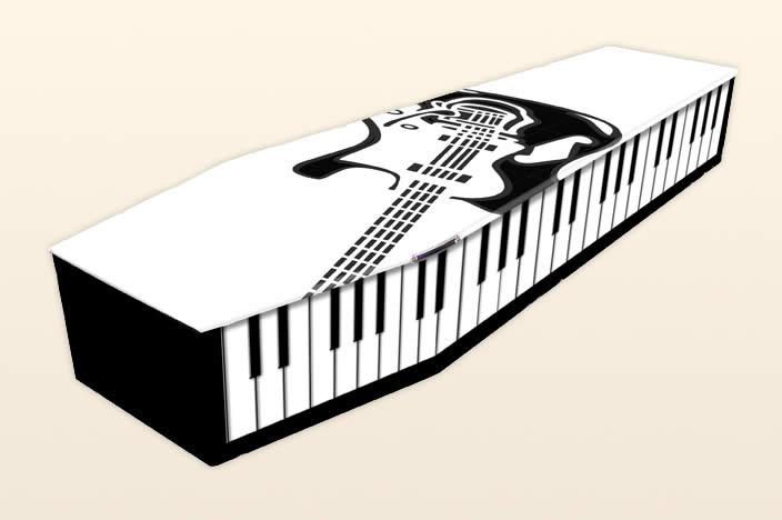Musical Picture Coffins