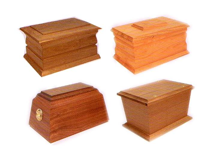 Traditional Wooden Caskets