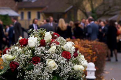 Our guide to arranging a funeral